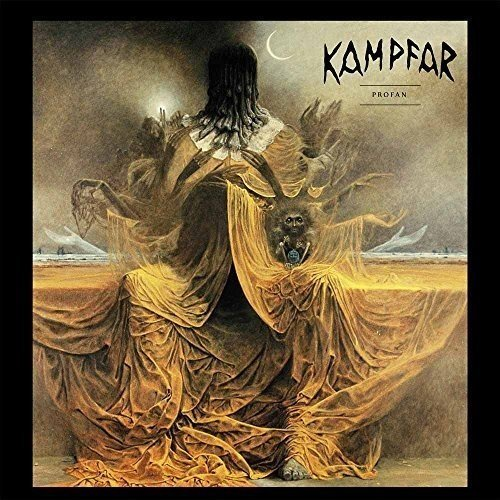 Profan (Limited Edition Digipack With Patch) by Kampfar