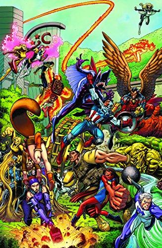 Avengers Standoff Alfa Benvenuti A Pleasant Hill Variant Componibile (1 Di 2)