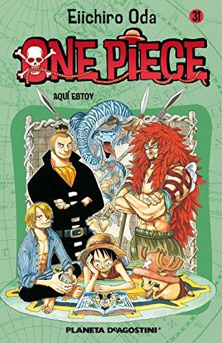 One Piece nº 31: Aquí estoy (Manga Shonen) por Eiichiro Oda