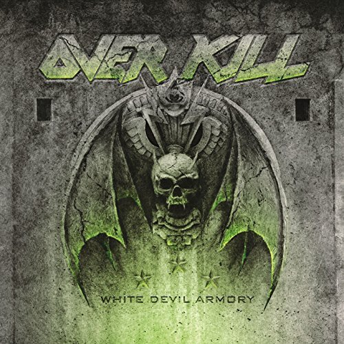 Overkill: White Devil Armory (Audio CD)