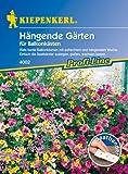 Hängende Gärten für Balkonkästen, Saatband