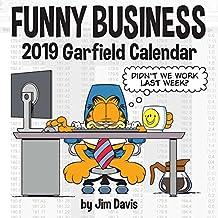 Garfield 2019 Calendar: Funny Business