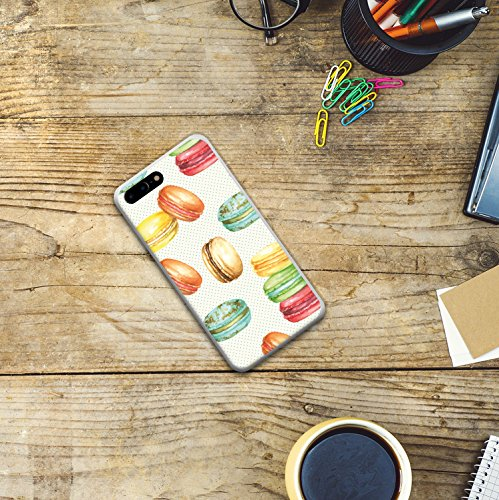 iPhone 7 Plus Hülle, WoowCase Handyhülle Silikon für [ iPhone 7 Plus ] Astronaut Herz - I Love To the Moon And Back Handytasche Handy Cover Case Schutzhülle Flexible TPU - Transparent Housse Gel iPhone 7 Plus Transparent D0305