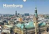 Hamburg Stadt an der Alster und Elbe (Wandkalender 2018 DIN A4 quer): Ein Jahr Hamburg. 13 faszinierende Aufnahmen der Hansestadt an den Flüssen ... ... [Kalender] [Apr 01, 2017] Voigt, Andreas