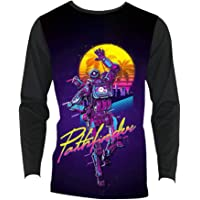 Kjlkljhgfjh Apex Legends Maglietta Tshirt Lunga di Modo del Manicotto delle Parti Superiori della Maglietta di Cotone…