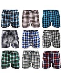 6 / 8 / 10 / 12 Pack Best Basics Boxershorts Hipster American Style Boxer Unterhosen Baumwolle Herren M L XL XXL XXL