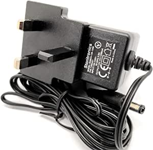 REPLACEMENT POWER SUPPLY FOR THE YAMAHA PSS-190 KEYBOARD ADAPTER UK 12V