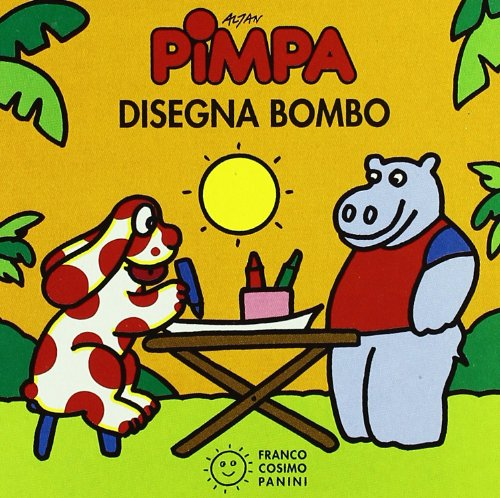 Pimpa disegna Bombo. Ediz. illustrata (Cubetti)