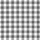 Fabulous Fabrics Baumwollstoff Karo 1 cm, 17 grau -