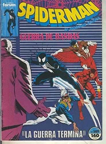 Spiderman volumen 1 numero 149