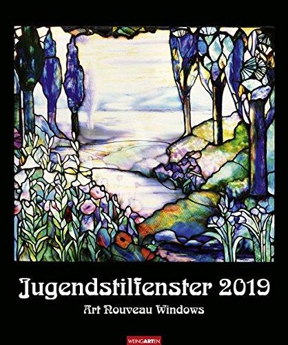 Jugendstilfenster - Kalender 2019