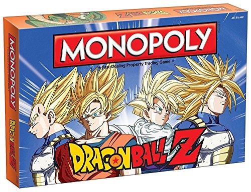 Monopoly – Dragon Ball Z