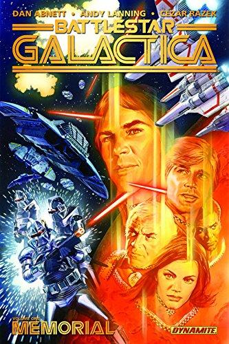 Battlestar Galactica Volume 1: Memorial