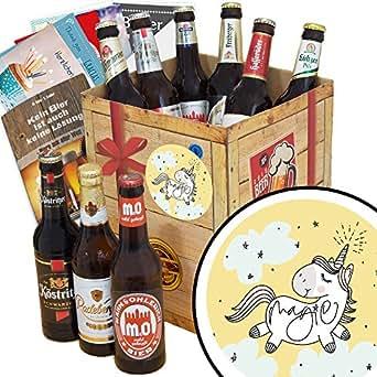 Einhorn | Mann Geschenkidee | Biere aus Ostdeutschland