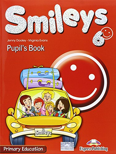 Smileys 6 Primary Education Pupil's Pack (Spain) por Express Publishing