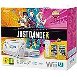 Console Nintendo Wii U 8 Go blanche + Just Dance 2014 + Nintendo Land - édition limitée