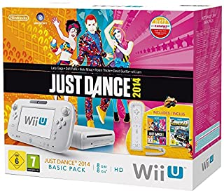 Console Nintendo Wii U 8 Go blanche + Just Dance 2014 + Nintendo Land - édition limitée (B00FS345GO) | Amazon price tracker / tracking, Amazon price history charts, Amazon price watches, Amazon price drop alerts