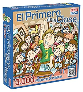Falomir-El Primero de la Clase 3.000, Juego de Mesa, Educativo, (32-1730)