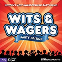 Northstar Games NSG125 Wits and Wagers Party Game
