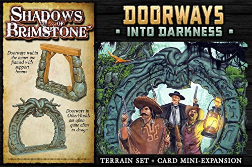 Shadows of Brimstone: Doorways Into Darkness • Expansion