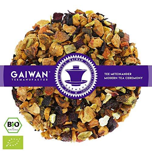 Fruchtige Orange - Bio Früchtetee lose Nr. 1256 von GAIWAN, 250 g