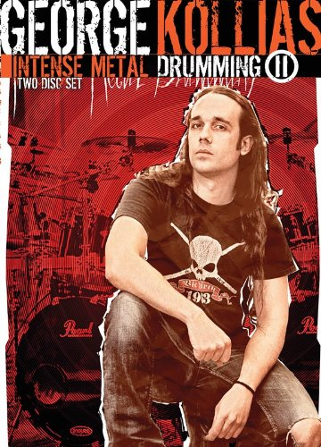 Kollias George-Intense Metal Drumming 2
