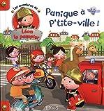 """Afficher """"Aventures de Léon le pompier (Les) n° 1 Panique à P'tite-ville !"""""""