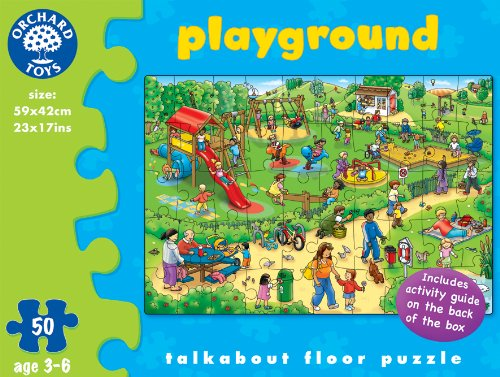 Imagen principal de Orchard Toys - Playground (Patio de recreo) [Versión en Inglés]