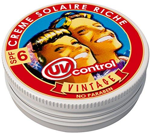 UV CONTROL Crème Solaire Vintage SPF6 40 ml