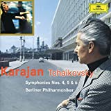 Tchaikovsky: Symonies Nos. 4 - 6 by KARAJAN / BERLIN PHIL ORCH (2003-04-08)