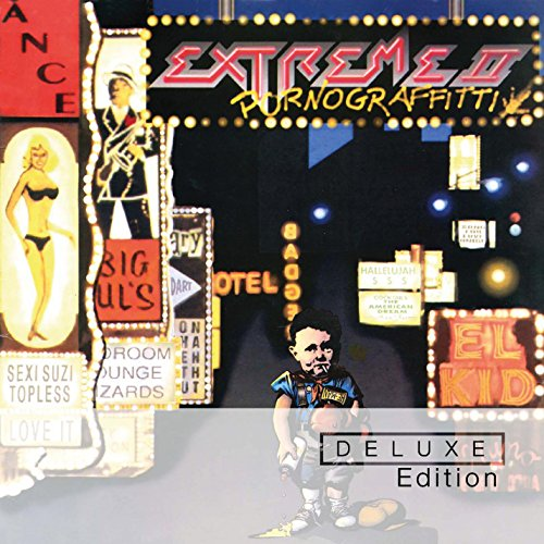 Extreme: Extreme II: Pornograffitti-Deluxe Edition (Audio CD)