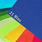 NOVELY Oxford 600D Farbe 21 Royal Blau Polyester Stoff 1