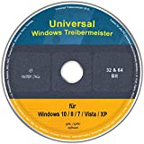 Universal Treiber-Meister für Windows 10 / 8 / 7 / Vista / XP (32/64 Bit) - TAPEVISION