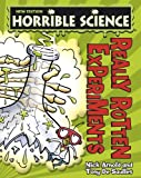 Really Rotten Experiments (Horrible Science)
