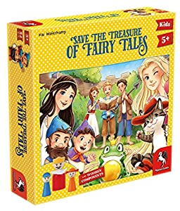 Pegasus Juegos 66011e - Save The Treasure of Fairy Tales