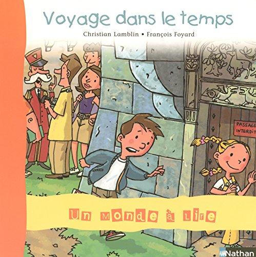 Album 5 - Voyage dans le temps CP par Christian Lamblin