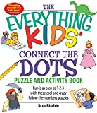 The Everything Kids' Connect the Dots Puzzle and Activity Book: Fun is as easy as 1-2-3 with these cool and crazy follow-the-numbers puzzles best price on Amazon @ Rs. 462
