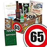 Geschenk Idee Männer | Männer Set | Geburtstag 65 | Geschenk Set Vati