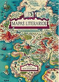 Mapas literarios par Huw Lewis-Jones