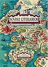 Mapas literarios par Lewis-Jones