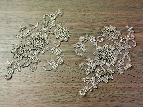 215x155mm-beaded-cappuccino-couture-bridal-lace-applique-per-matching-pair