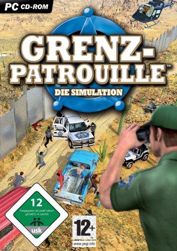 Grenzpatrouille: Die Simulation