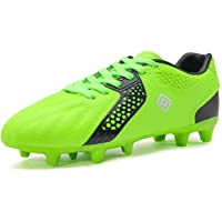 DREAM PAIRS Boys Girls HZ19006K Football Boots Soccer Cleats Shoes(Toddler/Little Kid/Big Kid)