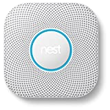 Nest s3000bwit Smoke and Co Alarm, White