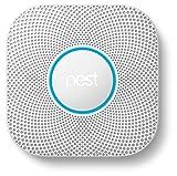Nest s3000bwit Alarm Rauch und Co, Weiß