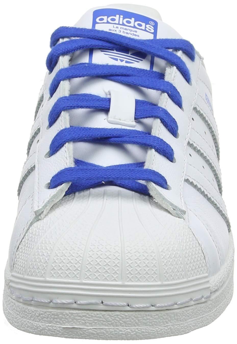 adidas Superstar J, Scarpe da Ginnastica Unisex-Bambini 9 spesavip