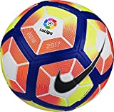 #2: Nike Strike La Liga Football White-Orange