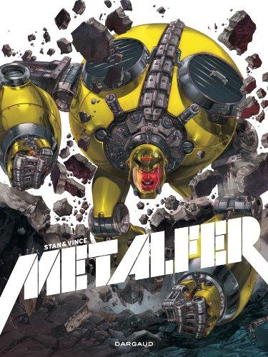 Metalfer - tome 0 - Metalfer