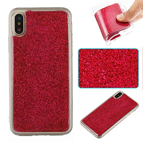 custodia silicone iphone x sottile