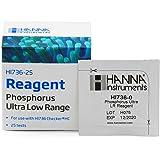 Hanna Instruments HI-736-25Reagenzien für Phosphormessgerät, 25Stück